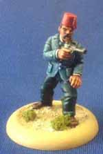 Turkish Cultist with pistol