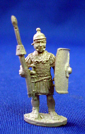 Early Imperial Legionary chainmail & Pteruges