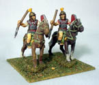 Auxiliary Cavalry in scalemail (3)