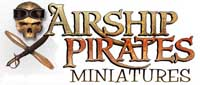 Airship Pirates Miniatures