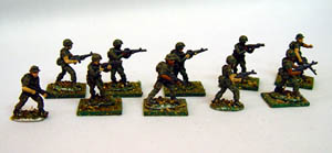 US Army Rifle Squad
