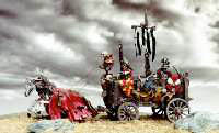 Skeletal War Wagon