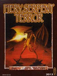 Firey Serpent of Terror