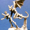 Attacking Gargoyle and Victim