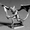 Gargoyle with Sword