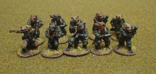 War hounds of Sirius