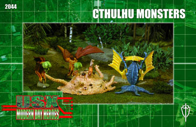 Cthulhu Monsters