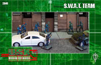 S.W.A.T Team unit box