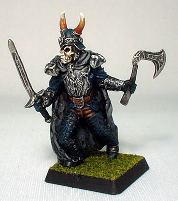 Grave Wind Undead Knight