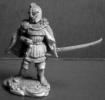Male Figher with sword
