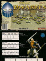 Warlord: Dwarves of Aizen Krahl Starter Boxed Set