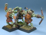 Bull Orc Archers (3)
