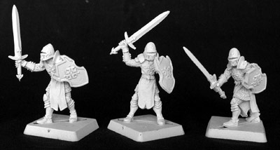 Templars with Sword and Shield (3)