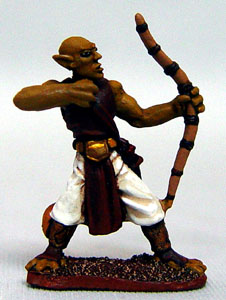 Canal Martian Infantry (Bow)