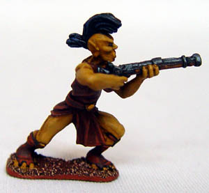 Canal Martian Infantry with Musket