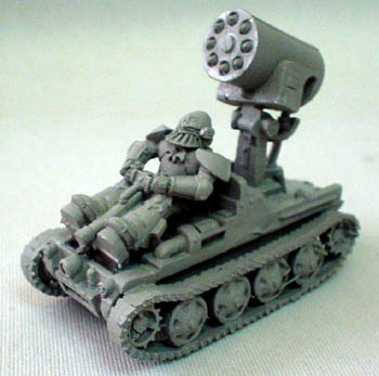 Universal Carrier with Missile Pod