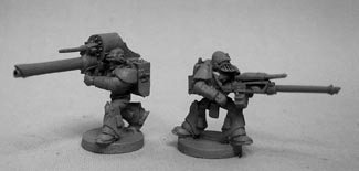 Marine Reaction Hvy. Weapon Specialists (2)