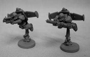 Reaction Marines with Jet Wing