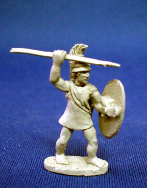 Illyrian Infantry w/Javelin & Thureos