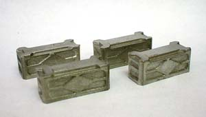 Ammo boxes (4)